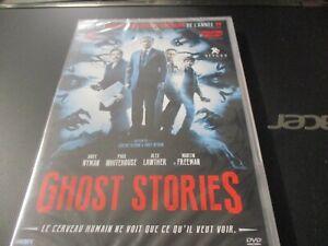 "DVD NEUF ""GHOST STORIES"" film d'horreur de Andy NYMAN & Jeremy DYSON"