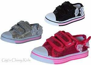 new infant baby toddler tennis shoes slip on sequins
