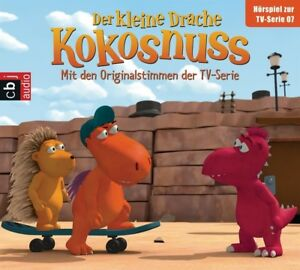DER-KLEINE-DRACHE-KOKOSNUSS-7-HORSPIEL-Z-TV-SERIE-CD-NEU