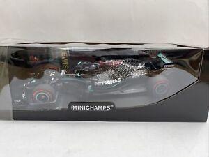 Mercedes AMG F1 W11 EQ Lewis Hamilton 91st Win GP2020 1:18 Minichamps 110 201144
