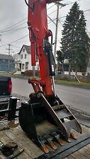 New 40mm Mini Excavator Hydraulic Thumb Kubota Kx 91 71 Takeuchi Cat