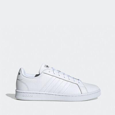 adidas grand court ee7891 sneaker uomo scarpa uomo pelle