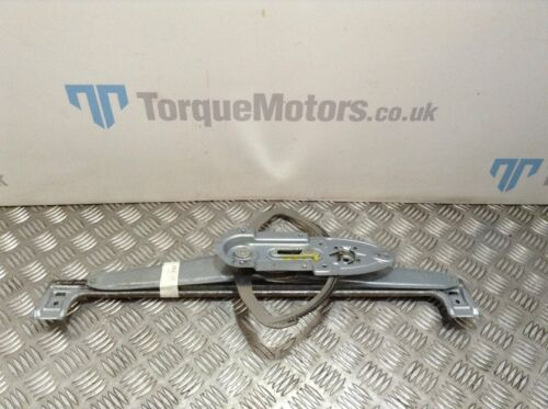 Ford Focus ST225 MK2 Drivers front window mechanism