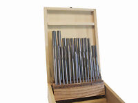 H.s.s. 29 Pc American Standard Chucking Reamer Set