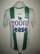 FC Groningen MATCH WORN Holland football shirt soccer jersey voetbal size L