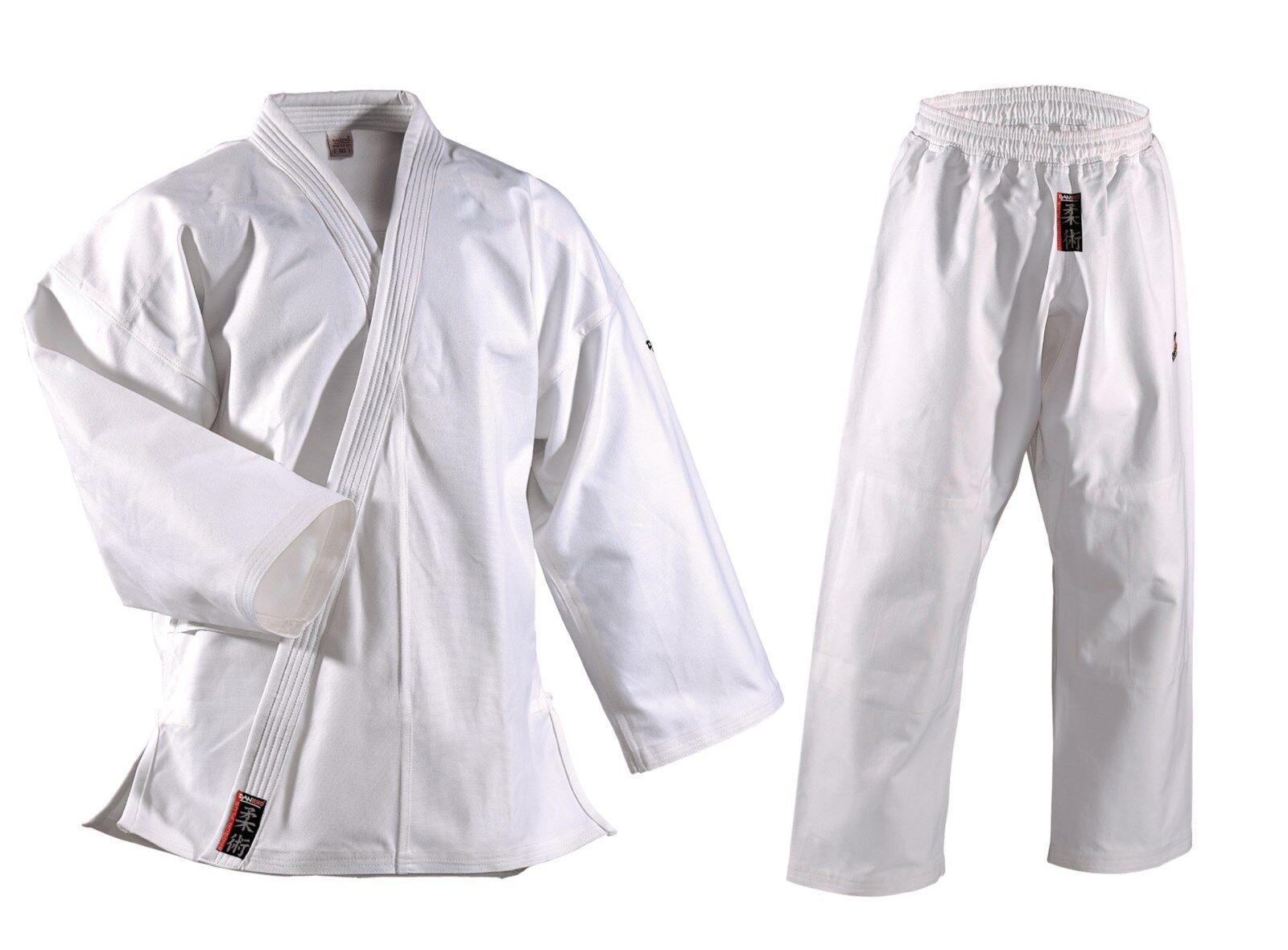 Ju Jutsu Allround Anzug Shogun Plus, DAN RHO. Extra Extra Extra schwer 14Oz. SV, Judo, MMA fffee4