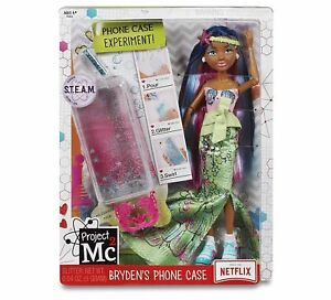 Project Mc2 - BRYDENS PHONE CASE (Iphone 6 & 6S) Experiment Doll - NETFLIX - NEW
