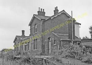 10 Hartfield Railway Station Photo Forest Row Groombridge Line. Withyham