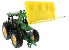 Silagegabel gelb Siku Control 32 Traktoren - John Deere (6777) Fendt 939 (6778)
