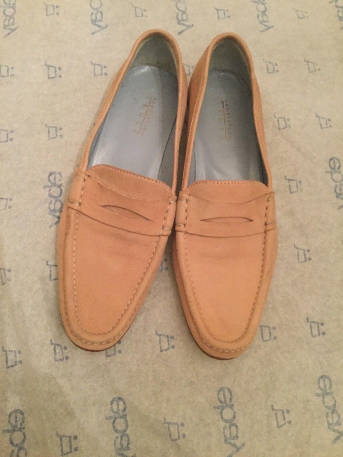 acquista online EXCELLENT CONDITION Lambertson Truex donna's Slip-on Slip-on Slip-on Suede Loafers - 7  alto sconto
