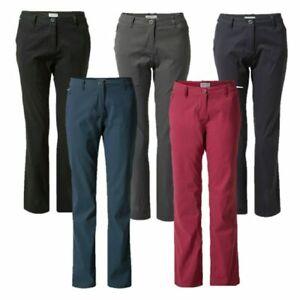 Craghoppers Womens Kiwi Pro Trekking II Trousers
