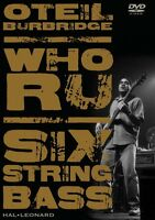 Oteil Burbridge Who Ru Instructional Dvd For 6-string Bass Instruction 000320609