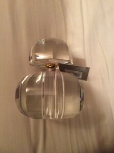 John-Lewis-Octagon-Styled-Heavy-Glass-Perfume-Bottle-New-Boutique-Glamour-New