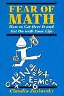 The Fear of Maths by Claudia Zaslavsky (Paperback, 1999)