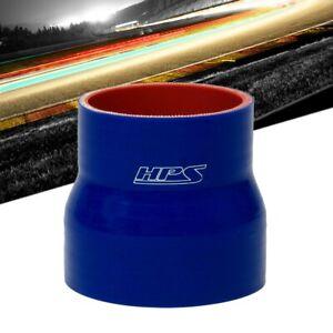 "HPS 3/"" Black 1-5//8/"" 4-Ply Silicone Reducer Coupler Hose 41mm - 45mm 1-3//4/"""