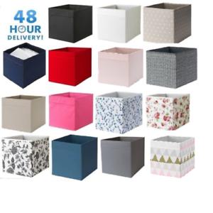 4X-IKEA-Storage-Boxes-Drona-Magazine-Kallax-Shelving-Shelf-Box-48-HOUR-DELIVERY