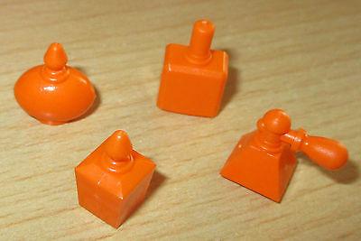 Lego City 2 Babyflaschen in hell türkis