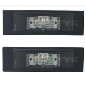 2-ECLAIRAGE-PLAQUE-LED-BMW-SERIE-1-E81-E87-DE-01-2007-A-01-2013-TYPE-ORIGINE