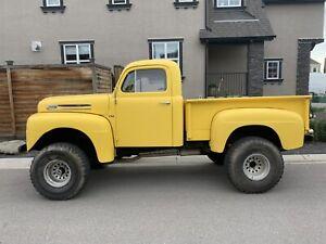 1948 Ford Pickup 4x4