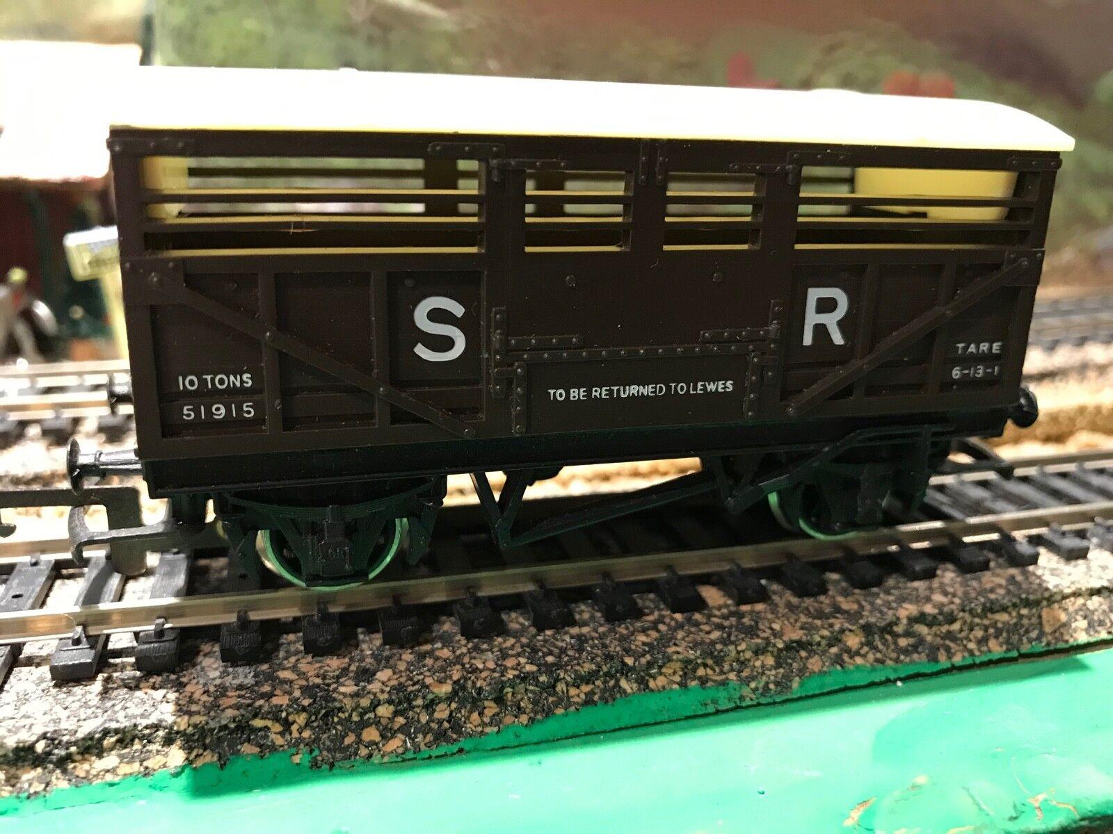 HO S R 51915 Triang Rail Car -Estate-5Ern