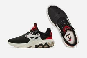 Nike React Presto Black Phantom