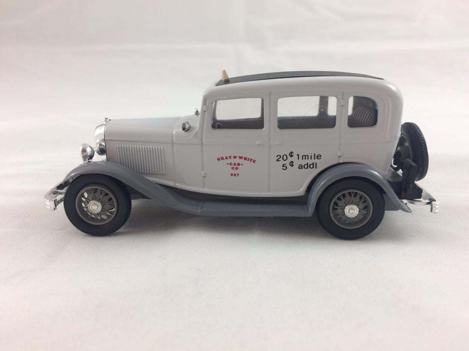 Eligor   Ford  Taxi 1932 (Hobby Car)