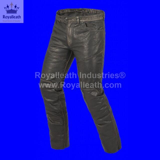 1d0d753ce9e NEW 100% REAL LEATHER PANTS leder hosen pantalon fetish gay jock jeans  bondage
