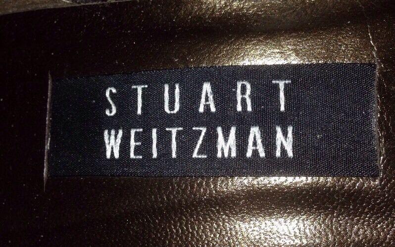 6 AA Stuart Weitzman Marrón Marrón Weitzman f4e34b