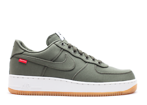 Nike x Supreme Air Force 1 Low Premium 08 NRG Cargo Khaki DS