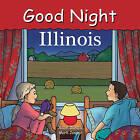 Good Night Illinois by Mark Jasper (Board book, 2013)