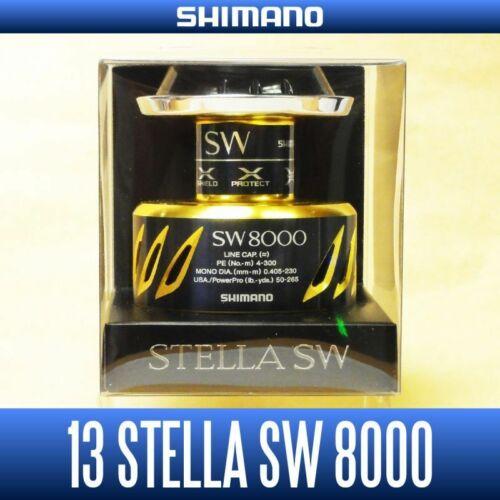 SHIMANO Genuine 13 STELLA SW 8000 Spare Spool