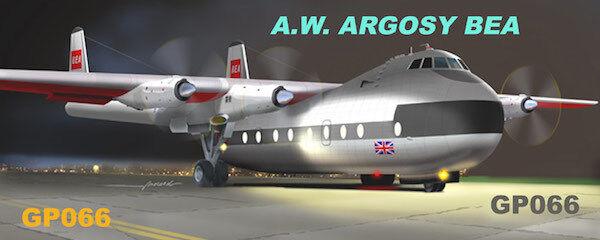 Mach 2 1 72 Armstrong Whitworth Argosy BEA GP066
