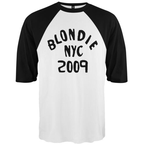 NYC 2009 3//4 Sleeve Blondie