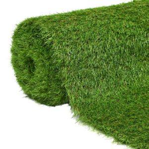 vidaxl gazon artificiel vert tapis de gazon pelouse synth tique multi taille ebay