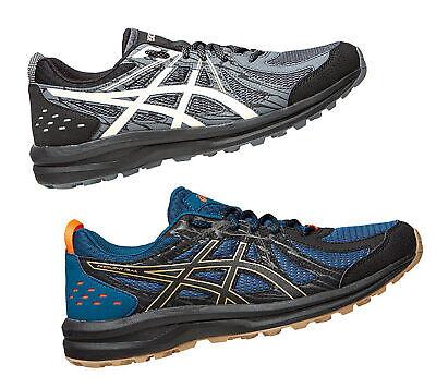 asics Herren Sport Schuhe Freizeit Schuhe Laufschuhe Frequent Trail Running   eBay