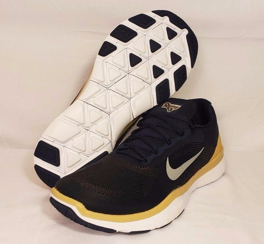 Nike Los Angeles Rams Free Trainer V7 Ltd Edition shoes AA1948-407 Size 12.5