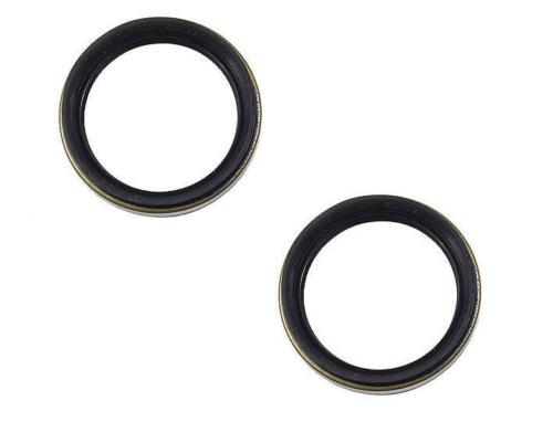 2 Front Outer Wheel Seal NAK for Geo Prizm 1989-1997 Toyota Corolla 1987-1992