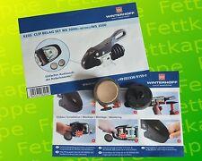 Reibbelag-Satz Winterhoff WS 3000 ab Bj. 08.2002 + WS3500 Antischlingerkupplung