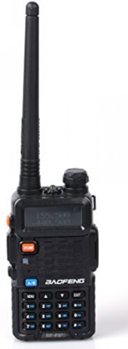 BaoFeng BF-F8+ 2nd Gen UV-5R Dual-Band 136-174/400-520 MHz FM Ham Two-Way Radio