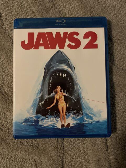 Jaws 2 (Blu-ray, 1978) Horror Blu Ray