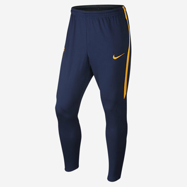 Nike FC Barcelone Flash Entraînement Entraînement Entraînement Strike Pantalon Loyal Bleu / / Université G ce792f