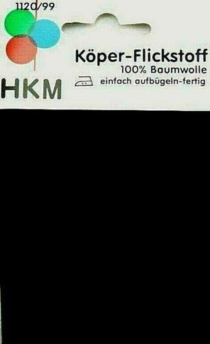 Enclaustrado-flickstoff negro 11,5 x 40 cm para plancha 1120//99