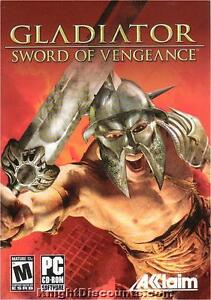 GLADIATOR-Sword-of-Vengeance-Action-PC-Game-NEW-Box-XP