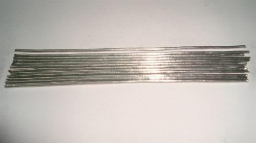 """10g Indium Metal Wire 99.999/% Pure gasket Solder 0.05/"""""""