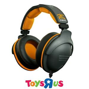 SteelSeries Black & Orange 9H Fnatic Edition USB Headset