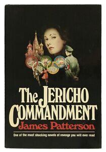 James Patterson: The Jericho Commandment FIRST EDITION