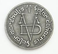 Iron coin of the Faceless Man, Game of Thrones, Valar Morghulis, Morgulis Martin