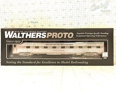Walthers 920-9347 85/'  PS 8-2-2 Sleeper Santa Fe San Fran Chief Deluxe HO