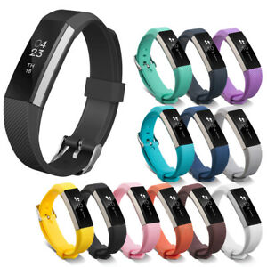 for-Fitbit-Alta-HR-ACE-Strap-Replacement-Silicone-Buckle-Sport-Watch-band