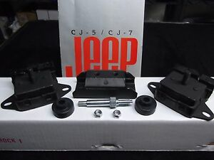 Jeep-cj-laredo-CJ-transmission-and-engine-mount